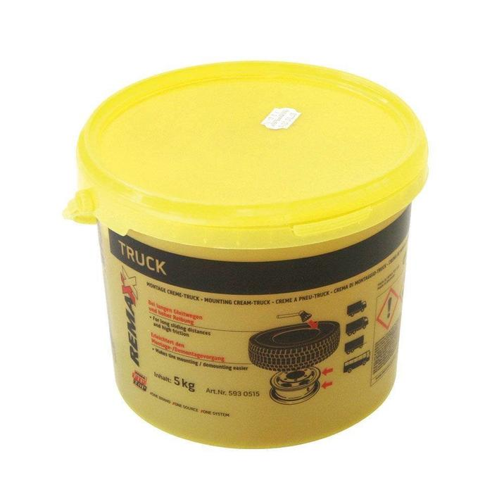 Tyre mounting paste truck 5kg