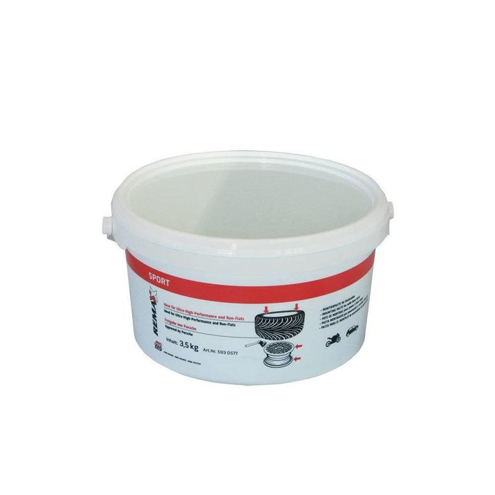 Tyre mounting paste for low profile  3,5kg
