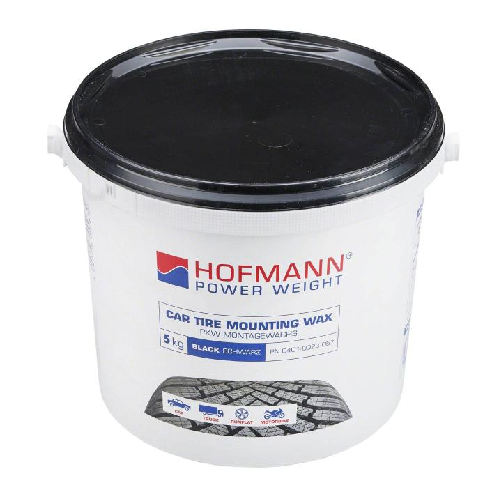 Tyre mounting paste black  5kg Hofmann