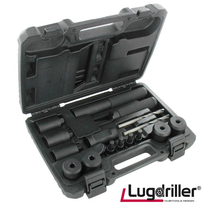 Lugdriller kit antivolle