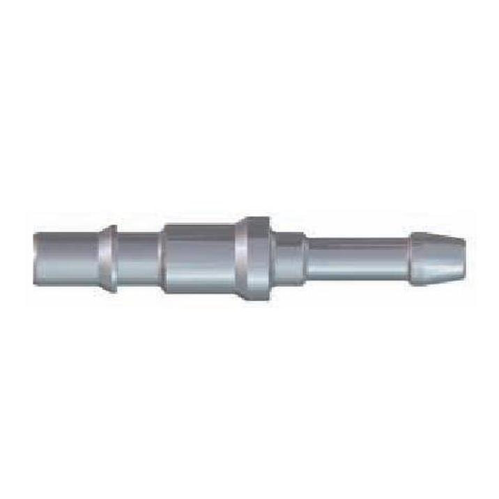 Staubli male connector for hose 6mm